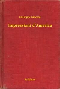 Cover Impressioni d'America