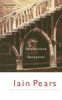 Cover Immaculate Deception