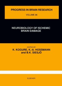 Cover Neurobiology of Ischemic Brain Damage