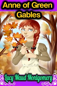 Cover Anne of Green Gables - Lucy Maud Montgomery