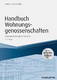 Cover Handbuch Wohnungsgenossenschaften - inkl. Arbeitshilfen online