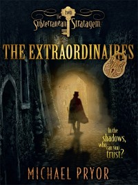 Cover The Extraordinaires 2
