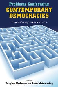 Cover Problems Confronting Contemporary Democracies