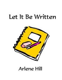 Cover Let It Be Written