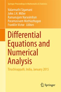 Cover Differential Equations and Numerical Analysis
