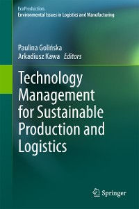 Cover Technology Management for Sustainable Production and Logistics