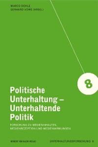 Cover Politische Unterhaltung - Unterhaltende Politik