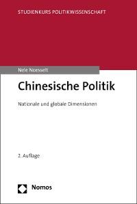 Cover Chinesische Politik