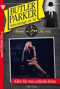 Cover Butler Parker 105 – Kriminalroman