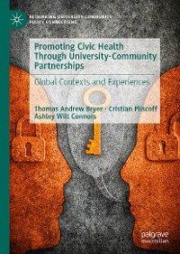Cover Promoting Civic Health Through University-Community Partnerships