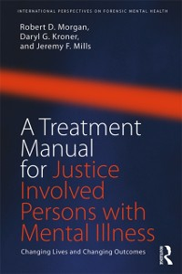 Cover Treatment Manual for Justice Involved Persons with Mental Illness