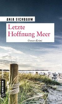 Cover Letzte Hoffnung Meer
