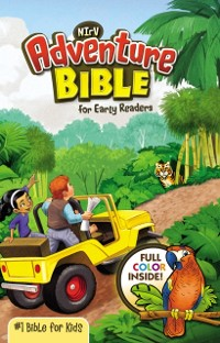 Cover NIrV, Adventure Bible for Early Readers, eBook