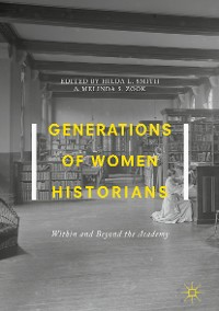 Cover Generations of Women Historians