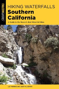 Cover Hiking Waterfalls Southern California