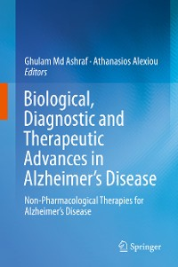 Cover Biological, Diagnostic and Therapeutic Advances in Alzheimer's Disease
