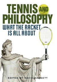 Cover Tennis and Philosophy