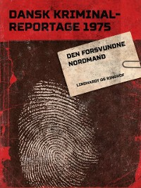 Cover Den forsvundne nordmand