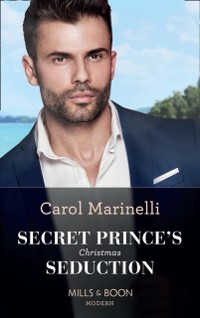 Cover Secret Prince's Christmas Seduction (Mills & Boon Modern)