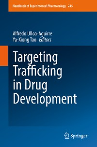 Cover Targeting Trafficking in Drug Development