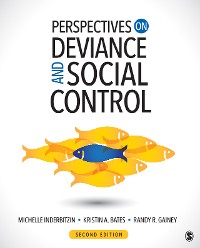 Cover Perspectives on Deviance and Social Control