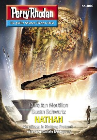 Cover Perry Rhodan 3093: NATHAN