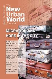Cover New Urban World Journal