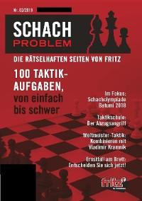 Cover Schach Problem Heft #02/2019