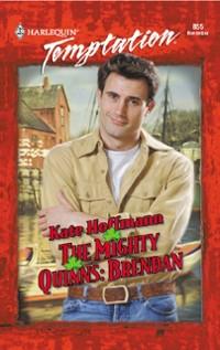 Cover Mighty Quinns: Brendan (Mills & Boon Temptation)