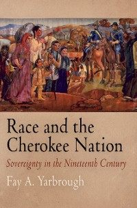 Cover Race and the Cherokee Nation