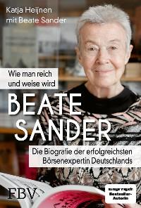 Cover Beate Sander - Wie man reich und weise wird