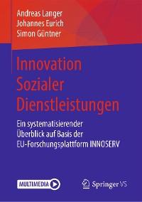 Cover Innovation Sozialer Dienstleistungen