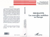Cover Migrants les nouvelles mobilites en euro