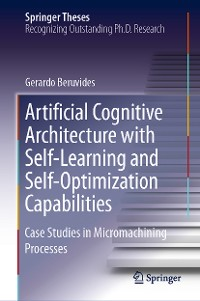 Cover Artificial Cognitive Architecture with Self-Learning and Self-Optimization Capabilities