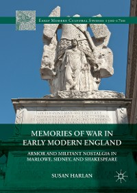 Cover Memories of War in Early Modern England