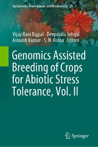 Cover Genomics Assisted Breeding of Crops for Abiotic Stress Tolerance, Vol. II