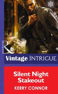 Cover Silent Night Stakeout (Mills & Boon Intrigue)