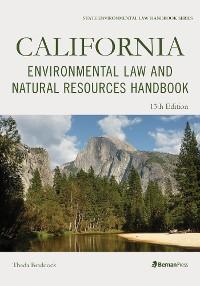 Cover California Environmental Law and Natural Resources Handbook