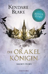 Cover Die Orakelkönigin
