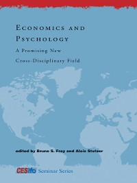 Cover Economics and Psychology