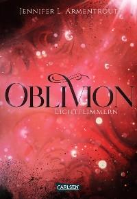 Cover Obsidian 0: Oblivion 2. Lichtflimmern (Onyx aus Daemons Sicht erzählt)