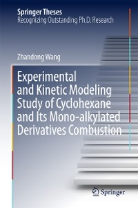 Cover Experimental and Kinetic Modeling Study of Cyclohexane and Its Mono-alkylated Derivatives Combustion