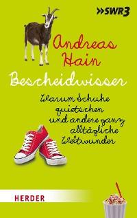 Cover Bescheidwisser