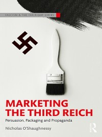 Cover Marketing the Third Reich