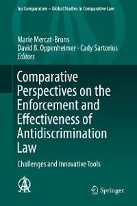 Cover Comparative Perspectives on the Enforcement and Effectiveness of Antidiscrimination Law
