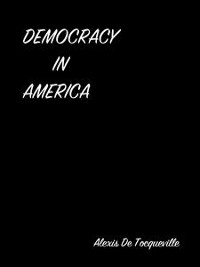 Cover Democracy In America