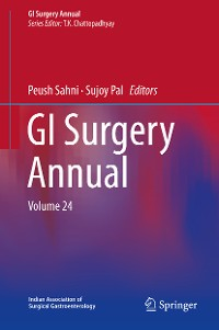 Cover GI Surgery Annual