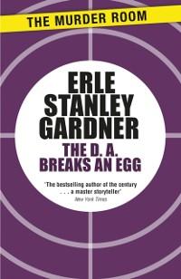 Cover D.A. Breaks an Egg