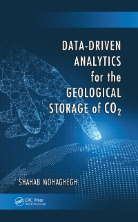 Cover Data-Driven Analytics for the Geological Storage of CO2
