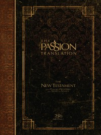 Cover The Passion Translation New Testament